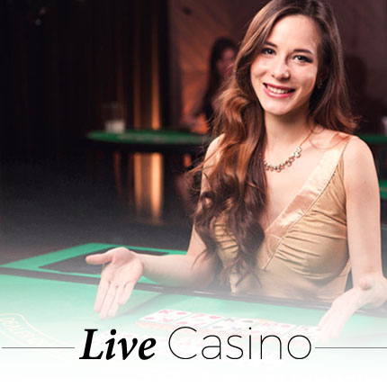 Live casino after